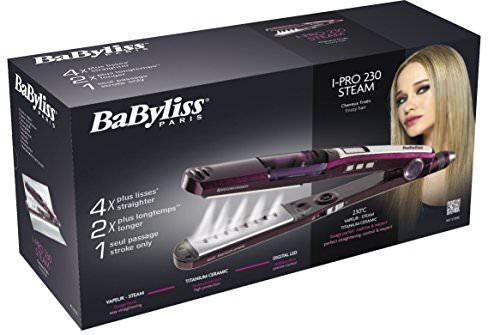 Babyliss ST395E design
