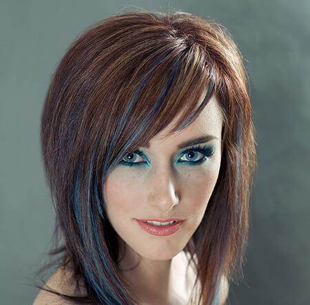 coiffure cheveux coloration