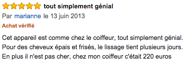 commentaire K5 Corioliss