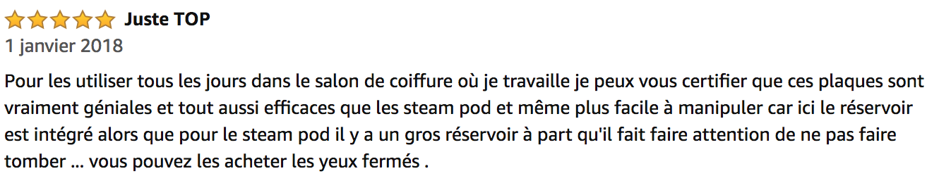 commentaire steamliner ultron