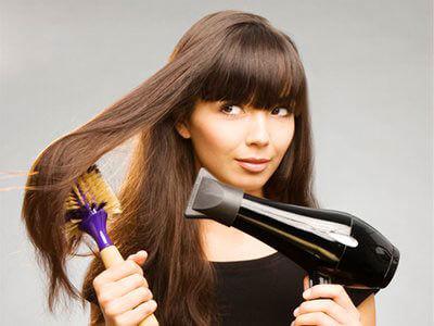 preparer cheveux fer à lisser