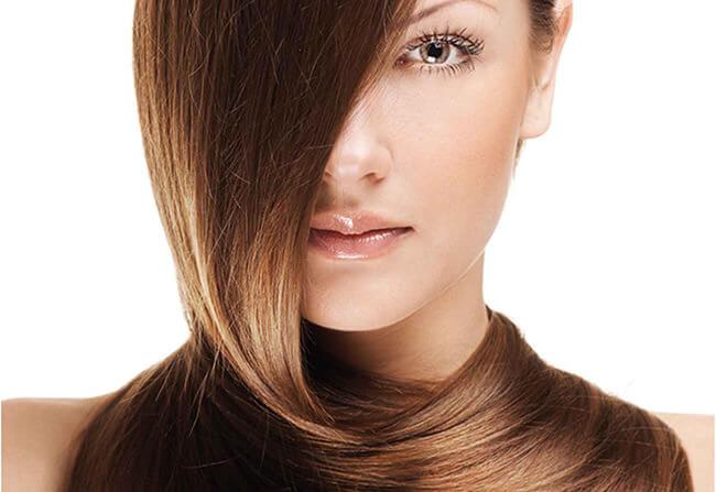 soins cheveux lisses